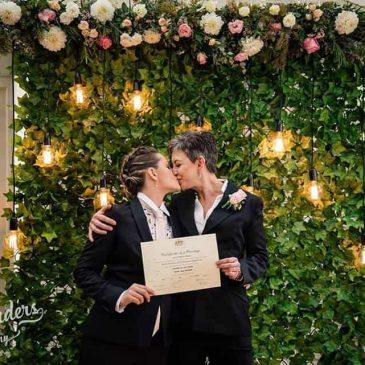 Wedding: Sarah and Jen